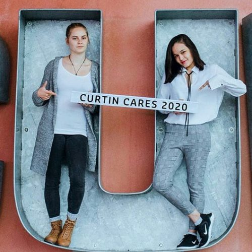 Curtin Malaysia students benefit from Curtin Cares initiative for Covid-19 support