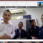 Curtin petroleum engineering students pay Deleum Oilfield Services a 'virtual visit'