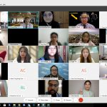 Graduating Curtin Malaysia students participate in pre-graduation webinars