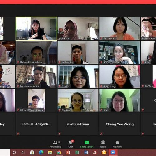 Curtin Malaysia accounting and marketing student clubs jointly host webinar on 'Surviving the Pandemic'