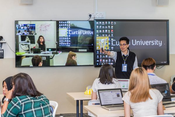 Distributed learning a cornerstone of learning at Curtin Malaysia