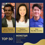 Curtin Malaysia students among top 50 picks for prestigious young talent awards