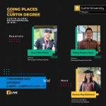 Curtin alumni entrepreneurs from Miri to share their university experiences and road to business success