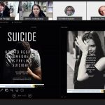 Good response to Curtin Malaysia's webinar on suicide prevention