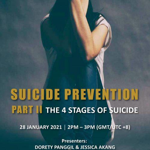 Public invited to join second segment of Curtin Malaysia's suicide prevention webinar