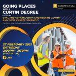 Learn more about civil and construction engineering from Curtin alumni