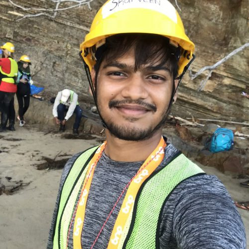 Curtin Malaysia Applied Geology student Sharveen Ravichandran awarded AAPG Foundation Undergraduate Grant