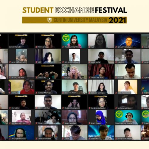 Curtin Malaysia hosts Student Exchange Festival involving five universities in five countries