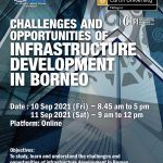 IEM and CHIRI at Curtin Malaysia co-hosting symposium on infrastructure development in Borneo