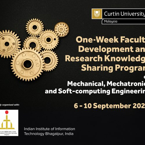 Curtin Malaysia hosting conference on faculty development and multi-disciplinary research collaboration
